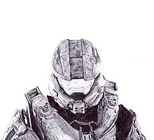 Master Chief by demoose