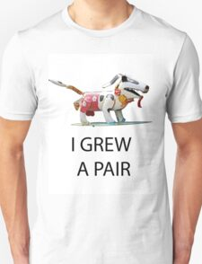 I Grew a Pair T-Shirt