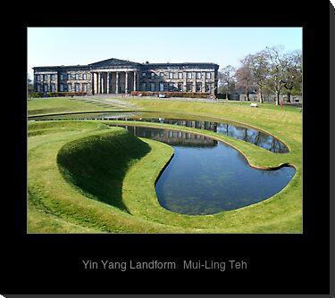 """""""Yin-Yang Landform"""" by Mui-Ling Teh"""