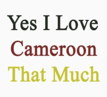 Yes I Love Cameroon That Much by supernova23
