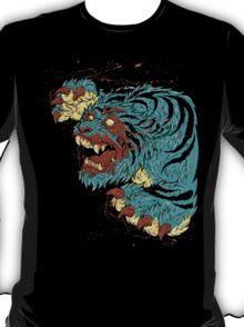 ZOMBIE TIGER T-Shirt