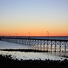 Ceduna Jetty by KerryCronje
