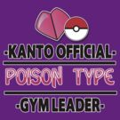 Kanto Poison Type Gym Leader by ydt89