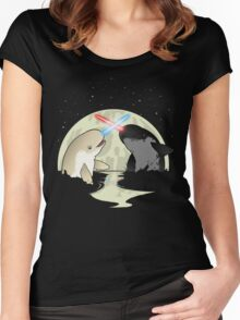 Nar Wars Women's Fitted Scoop T-Shirt