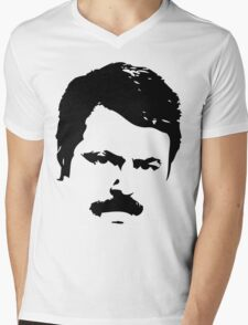Ron T-Shirt Mens V-Neck T-Shirt