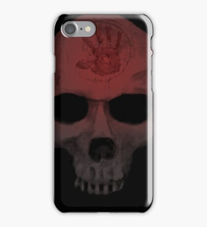 Blood and Fear iPhone Case/Skin