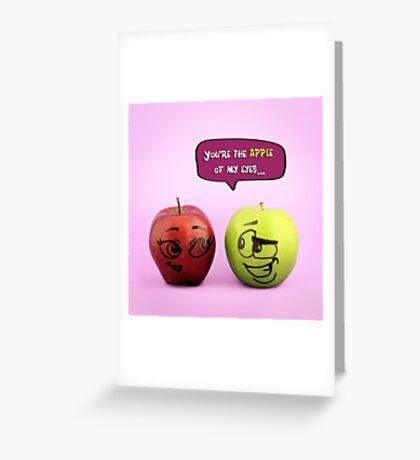 PUNtastic Fruity Card #04 Greeting Card