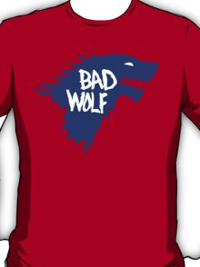 Game of Thrones Bad wolf T-Shirt