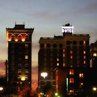 *G-Town Poinsett Hotel* by DeeZ (D L Honeycutt)