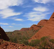 Looming Towers of Rock by KerryCronje