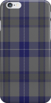 00414 Browne Tartan Fabric Print Iphone Case by Detnecs2013