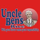 Uncle Ben's Rice. Spider-man by Brantoe