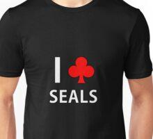 I Club Seals Unisex T-Shirt