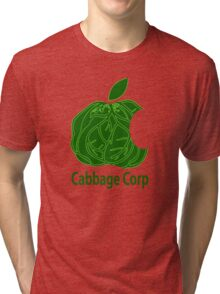 Legend of Korra Avatar Cabbage Corp Tri-blend T-Shirt