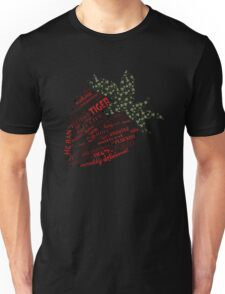 Zen Strawberry Unisex T-Shirt