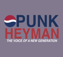 PUNK/HEYMAN 2013 ELECTION by Matt LeBlanc