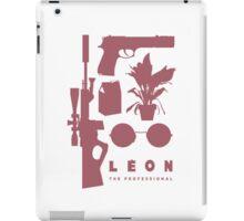 Leon - Minimal  iPad Case/Skin