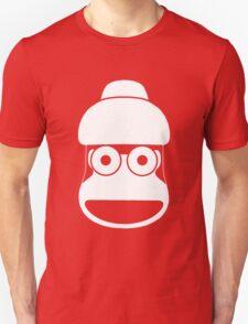 ape escape - monkey white Unisex T-Shirt