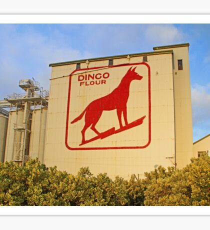 Dingo Flour Mill  Sticker