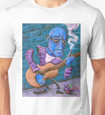 Po' Man's Blues Unisex T-Shirt