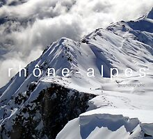 Rhone Alpes E-book by geophotographic