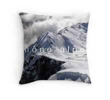 Rhone Alpes E-book Throw Pillow