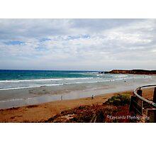 Surf 4 Photographic Print