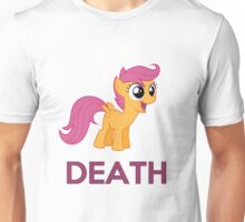 Scootaloo- Death Unisex T-Shirt