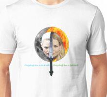 Emma Dark Swan Unisex T-Shirt