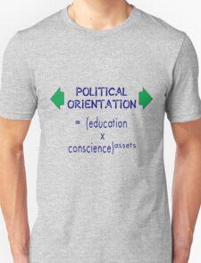 Political Orientation T-Shirt