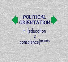 Political Orientation Unisex T-Shirt