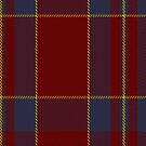 00449 Bell&#x27;s Tartan Fabric Print Iphone Case by Detnecs2013