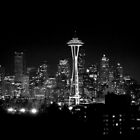 Seattle Night by kchase
