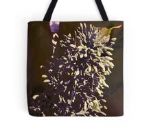 Bromeliad center stalk Tote Bag