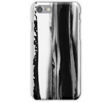 BLACK & WHITE iPhone Case/Skin