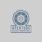 Aperture Science Innovators Horizontal by Joel Montgomery