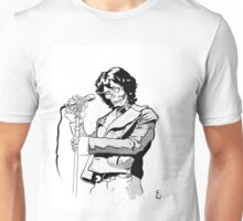 Ghost of Jim Morrison Unisex T-Shirt