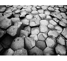 Giant's Causeway, Northern Ireland Photographic Print