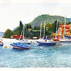 Bellagio Yachts on Lago di Lecco by Dai Wynn