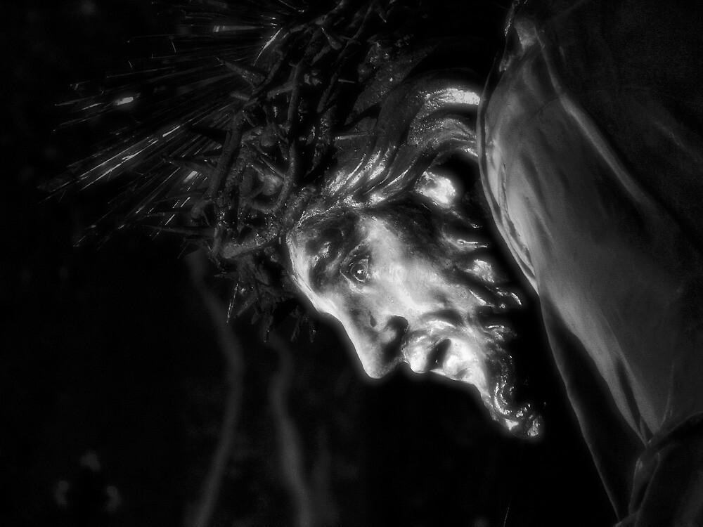 The Redeemer by fajjenzu