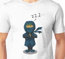 The Sleeping Ninja Unisex T-Shirt