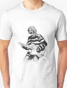 Ghost of Kurt Cobain T-Shirt