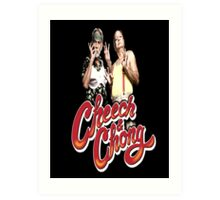 Cheech & Chong III Art Print