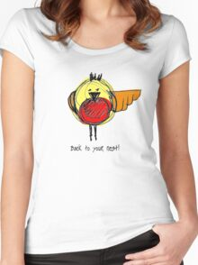 Back to your Nest! - T Shirt Women's Fitted Scoop T-Shirt