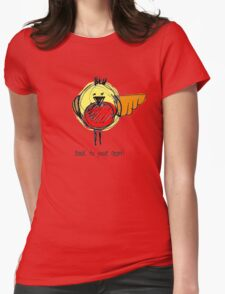 Back to your Nest! - T Shirt Womens Fitted T-Shirt