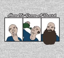 How To Grow A Beard by Alsvisions