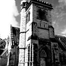 Old Church Tower by unstoppable