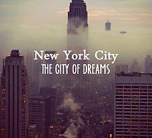 City of Dreams by agentsromanoff