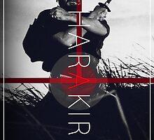 Masaki Kobayashi's Harakiri by MaximusDecimus