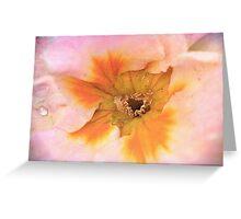 Flora Greeting Card